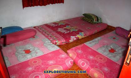 fasilitas penginapan dan wisata pulau tidung