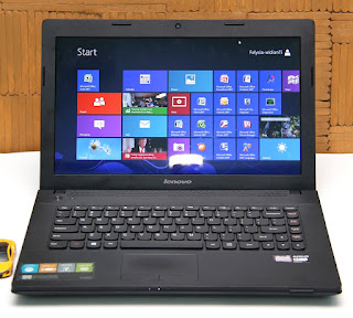 Jual Laptop 2nd Lenovo G405 Malang