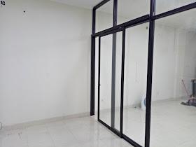 pintu kaca aluminium geser tangerang