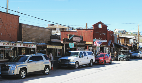 Oatman Arizona Route 66