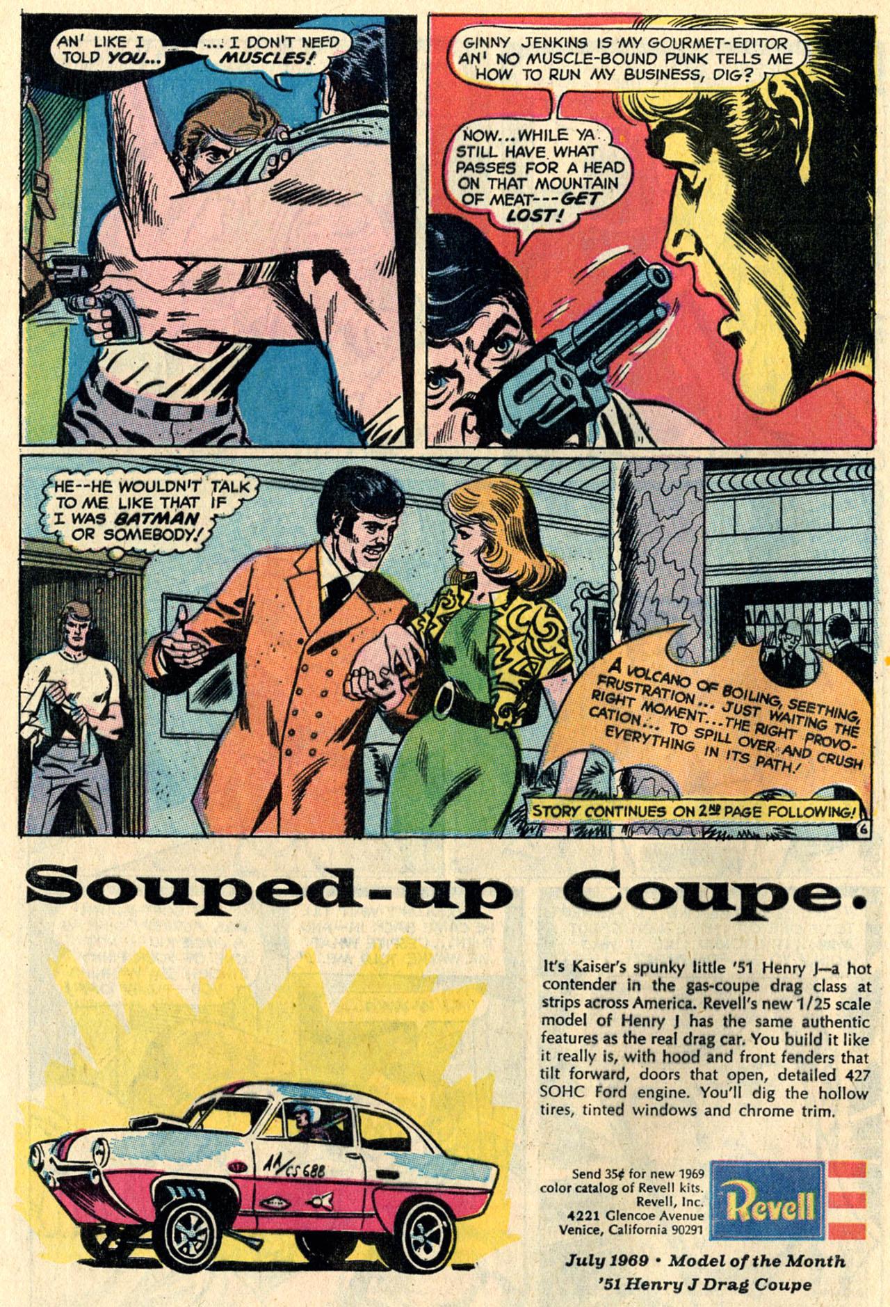 Detective Comics (1937) 391 Page 7