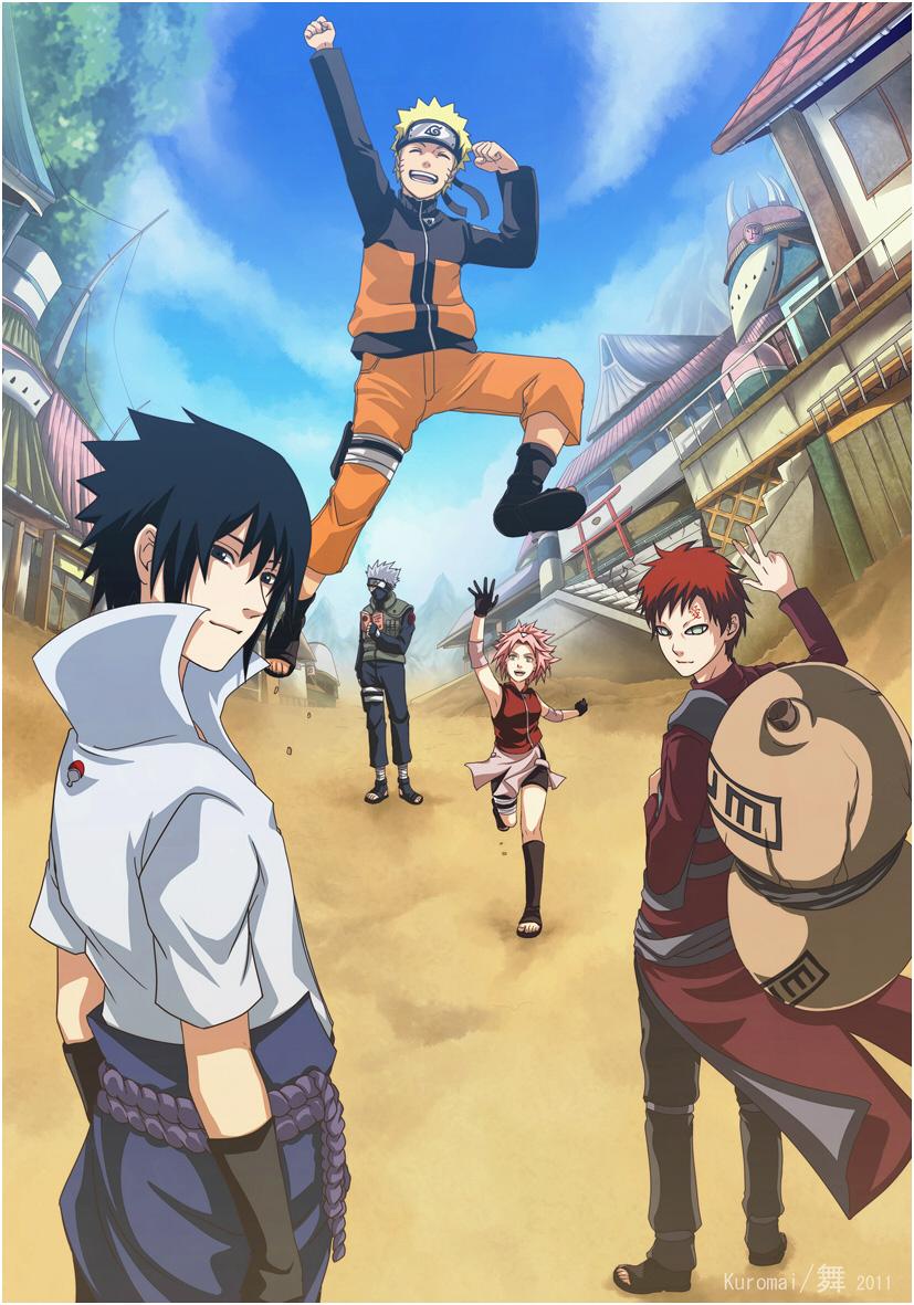 Naruto World ナルト世界 Naruto Gallery
