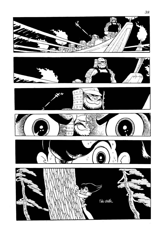 Hi no Tori hi no tori vol 1 part 002 trang 12