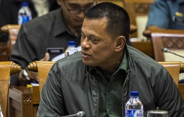 GNPF Sambut Baik Jika Gatot Dukung Prabowo-Sandi