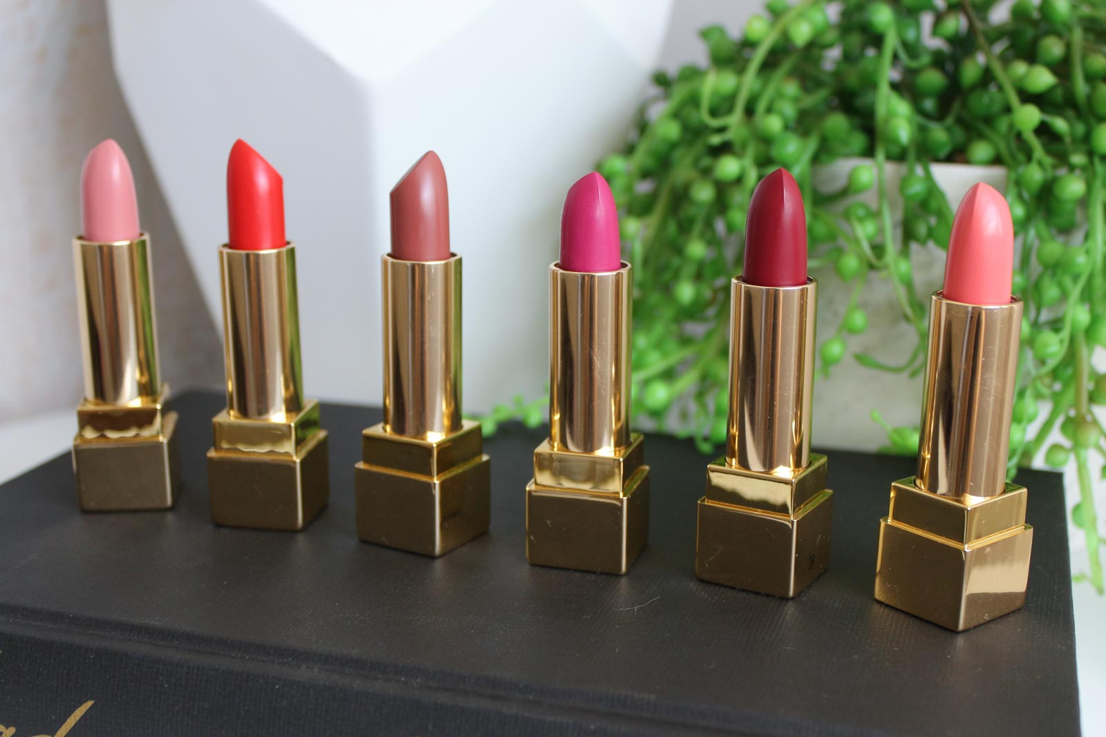 Tanya Burr Cosmetics Lipsticks With Swatches | Cate Renée