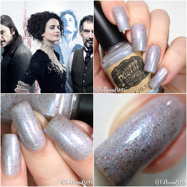 Poetry Cowgirl Nail Polish-Things Within Us