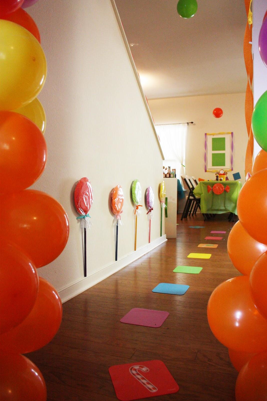 Mbc Candyland Party