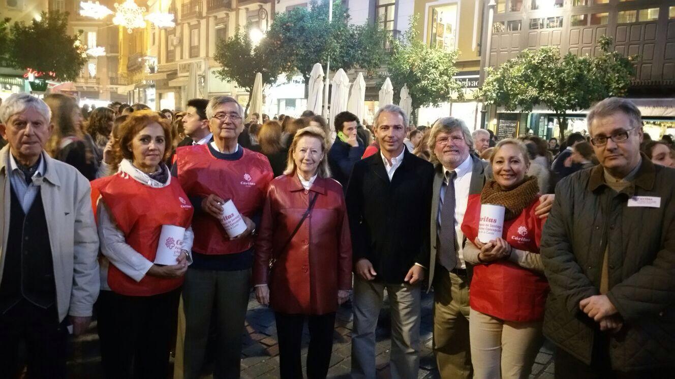 Proyecto solidario: donaciones a Cáritas, comedores sociales y otras ...