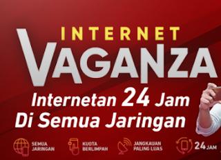 Cara Daftar Paket kuota Internet Vaganza Telkomsel 6GB MURAH 2018