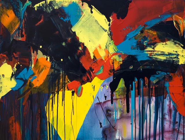 jean baptiste besançon peinture acrylique