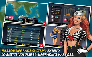 Blue Ocean Tycoon Terbaru Mod Apk v1.0.12.3 (Unlimited Money)