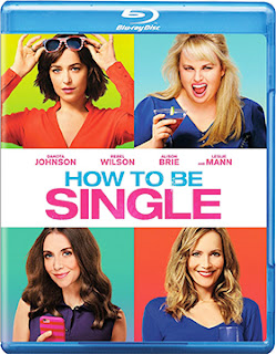 DVD & Blu-ray Release Report, How to be Single, Ralph Tribbey
