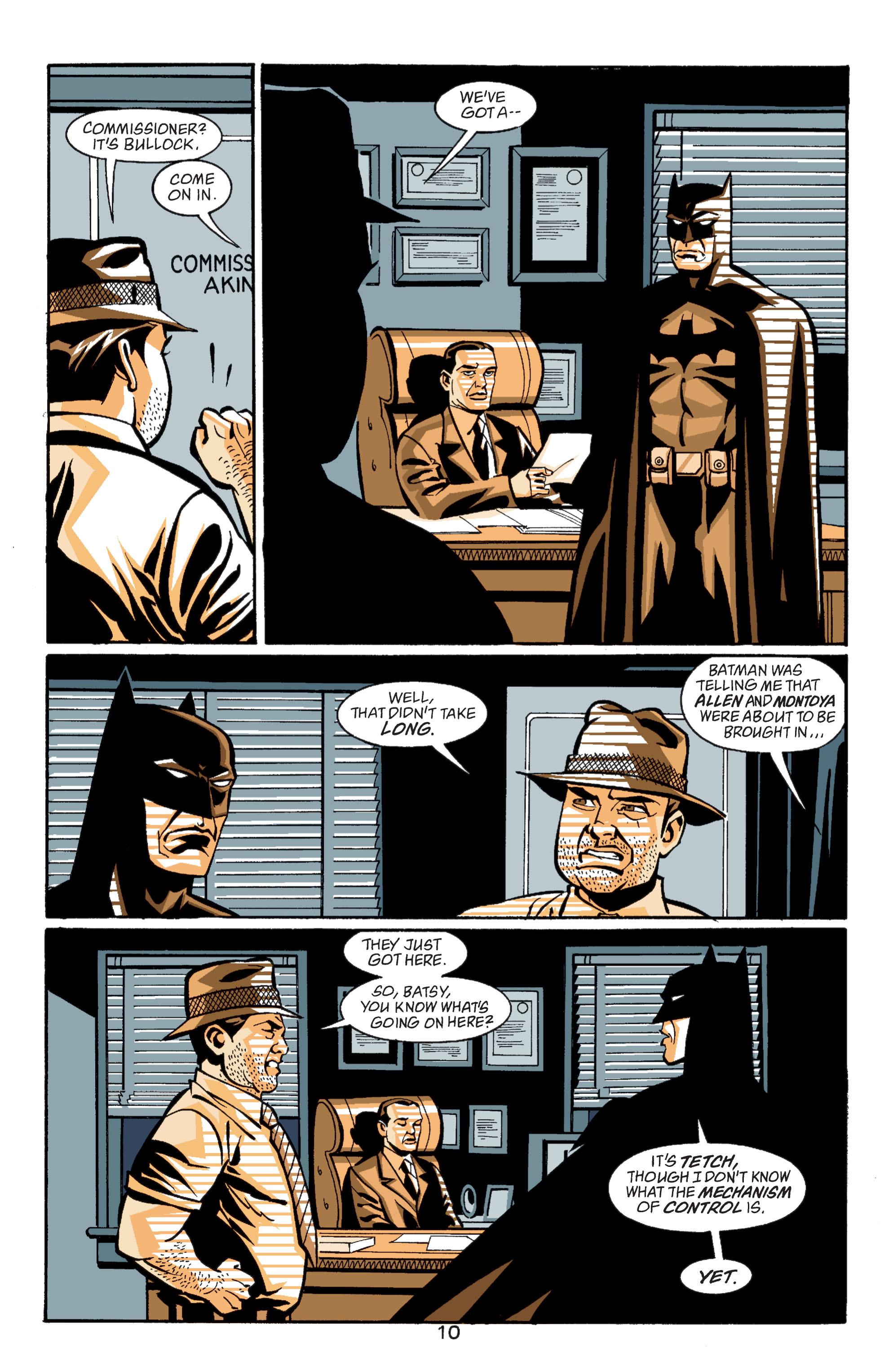 Detective Comics (1937) 759 Page 10
