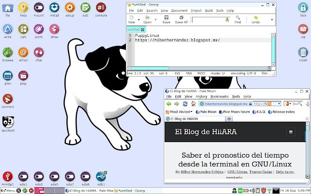 Puppy Linux CE - El Blog de HiiARA