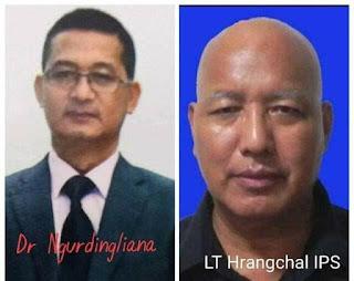 LT HRANGCHAL VS DR NGURDINGLIANA