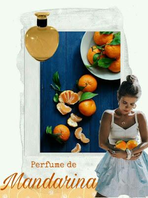 Cómo hacer un perfume de Mandarina