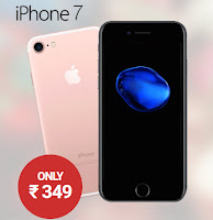 Get Iphone 7 Only Rs 349