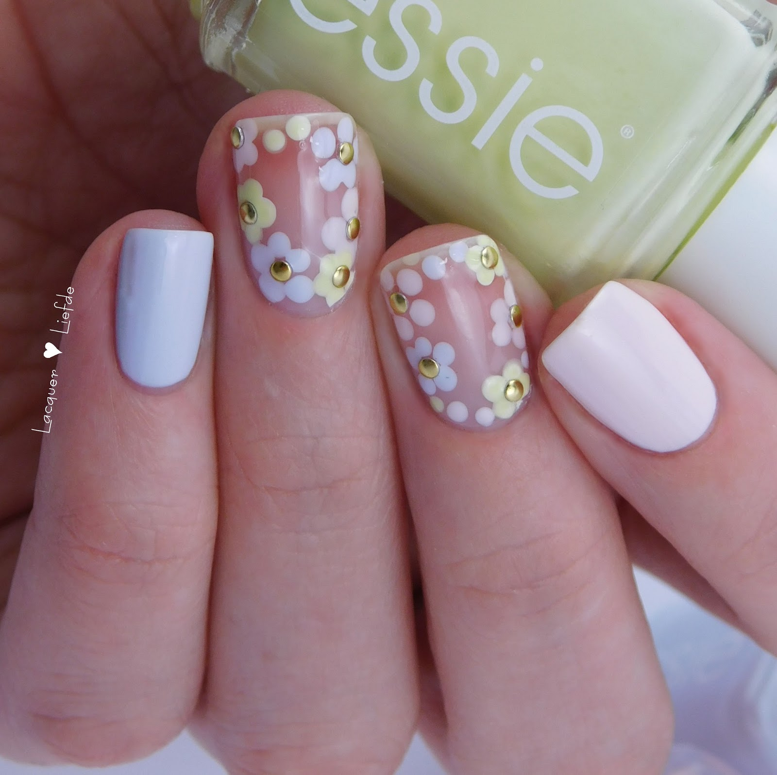 Lacquer ❤ Liefde: Sping Flower Power