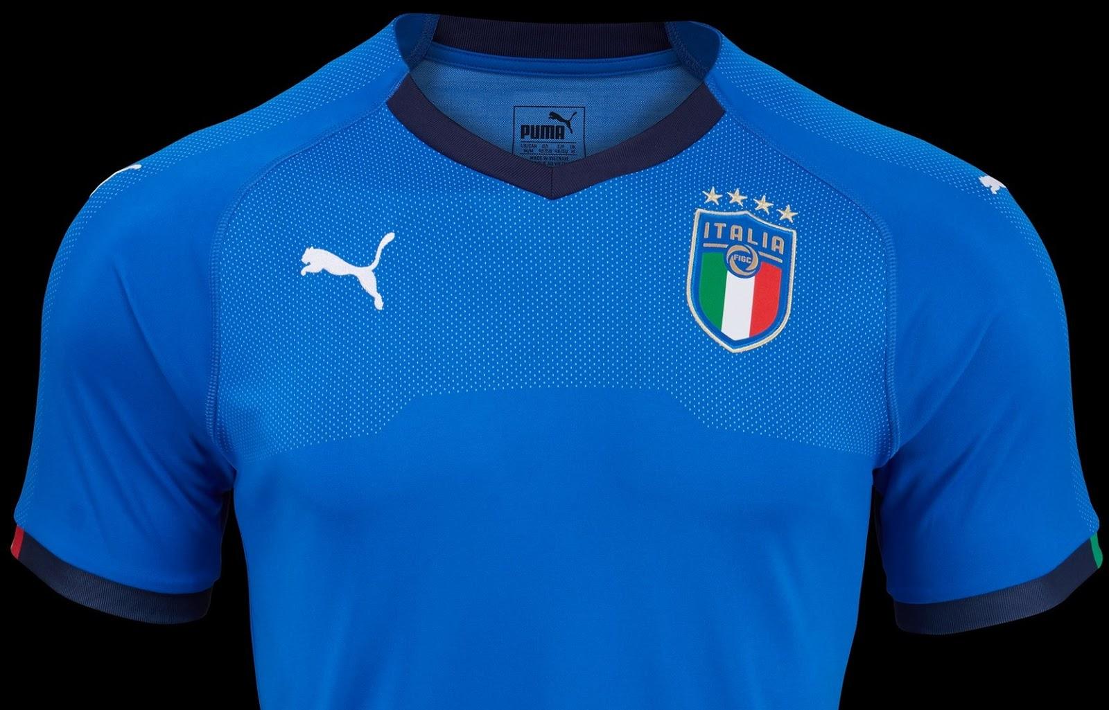 O que representa a ausência da Itália na Copa do Mundo para a Puma ... c196e3c92680d