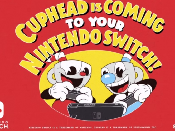 Nintendo y Xbox llegan a un acuerdo: Cuphead estará en la Switch