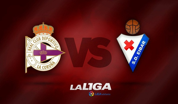 Deportivo La Coruna vs Eibar - Video Highlights & Full Match