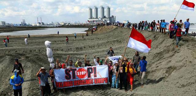 Kemenko Kemaritiman Bilang Reklamasi Teluk Jakarta Tetap Dilanjutkan