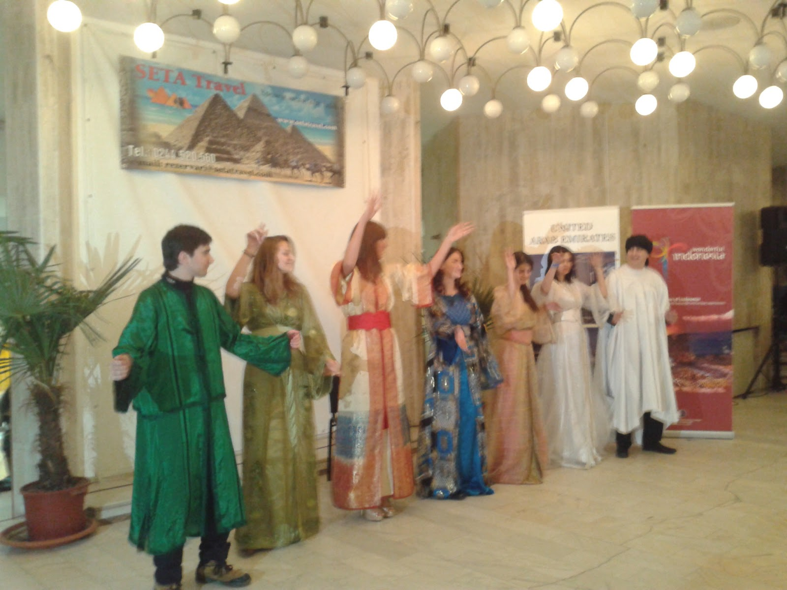 Intalnirea femeilor marocane