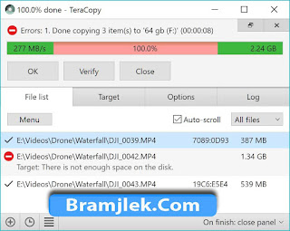 TeraCopy Pro 3.26
