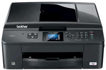 brother mfc j430w manual printer manual guide rh printermanualguides blogspot com brother printer mfc j430w service manual Setup Fax Brother MFC J430w
