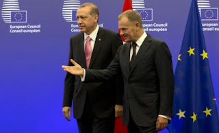 Αξιωματούχος ΕΕ προς Erdogan: Οι υποψήφιες για ένταξη χώρες πρέπει να σέβονται τις διεθνείς συνθήκες