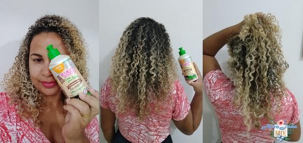 Resenha Creme de Pentear Coco da Salon Line