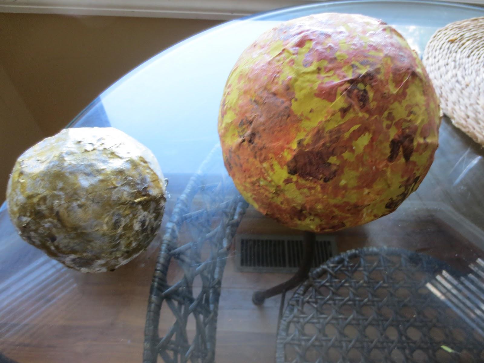 paper mache planets solar system-#23