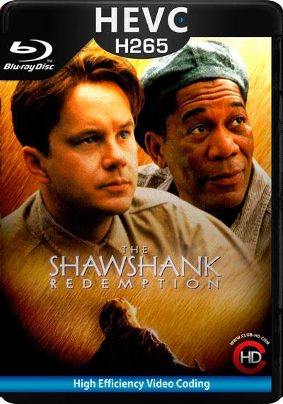 The Shawshank Redemption (1994) 1080p BDRip Dual Latino-Inglés [Subt. Esp] [HEVC 10bit] (Drama)