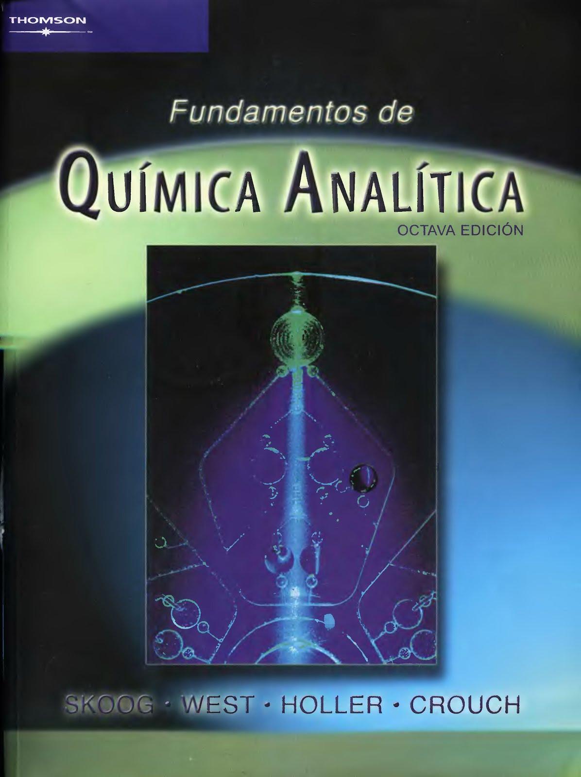 DESCARGAR LIBRO FUNDAMENTOS QUIMICA ANALITICA SKOOG PDF  @tataya.com.mx