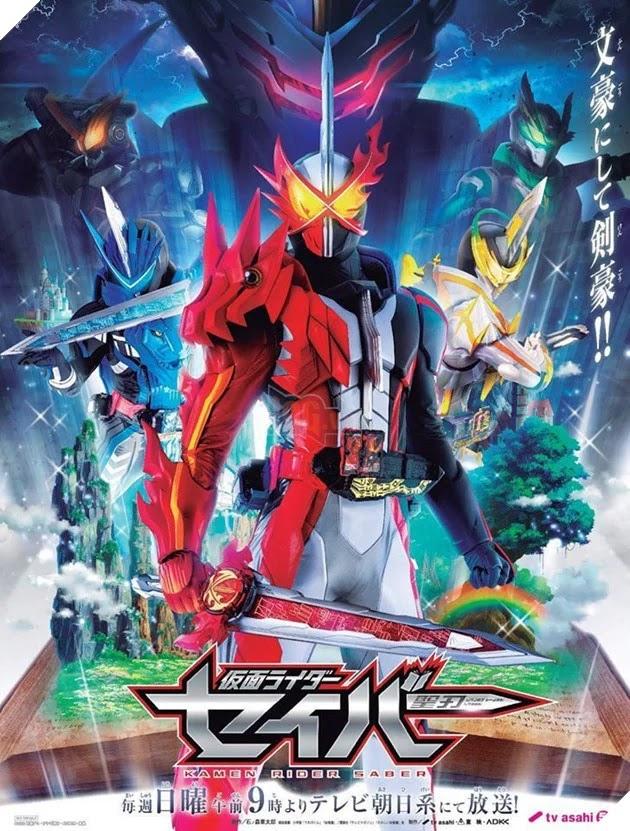 Kamen Rider Saber - Vietsub (2020)