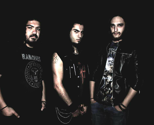 Maysaloon, Technical Death Metal Band from Syria, Maysaloon Technical Death Metal Band from Syria