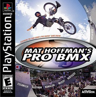 Mat Hoffmans Pro BMX - PS1 - ISOs Download