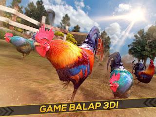 Balap Ayam Jago v1.6.0 Apk2