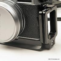New Dedicated L Bracket for Fuji X-100/S from Hejnar PHOTO