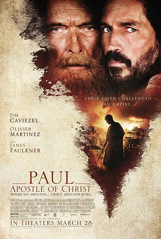 Paul Apostle of Christ 2018 English 720p BRRip ESubs Download