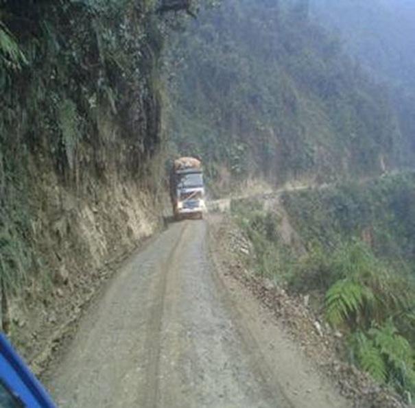 imprezzme  dangerous road part 2  yungas road  bolivia