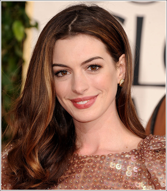 Anne Hathaway United States Actress Profile,Short