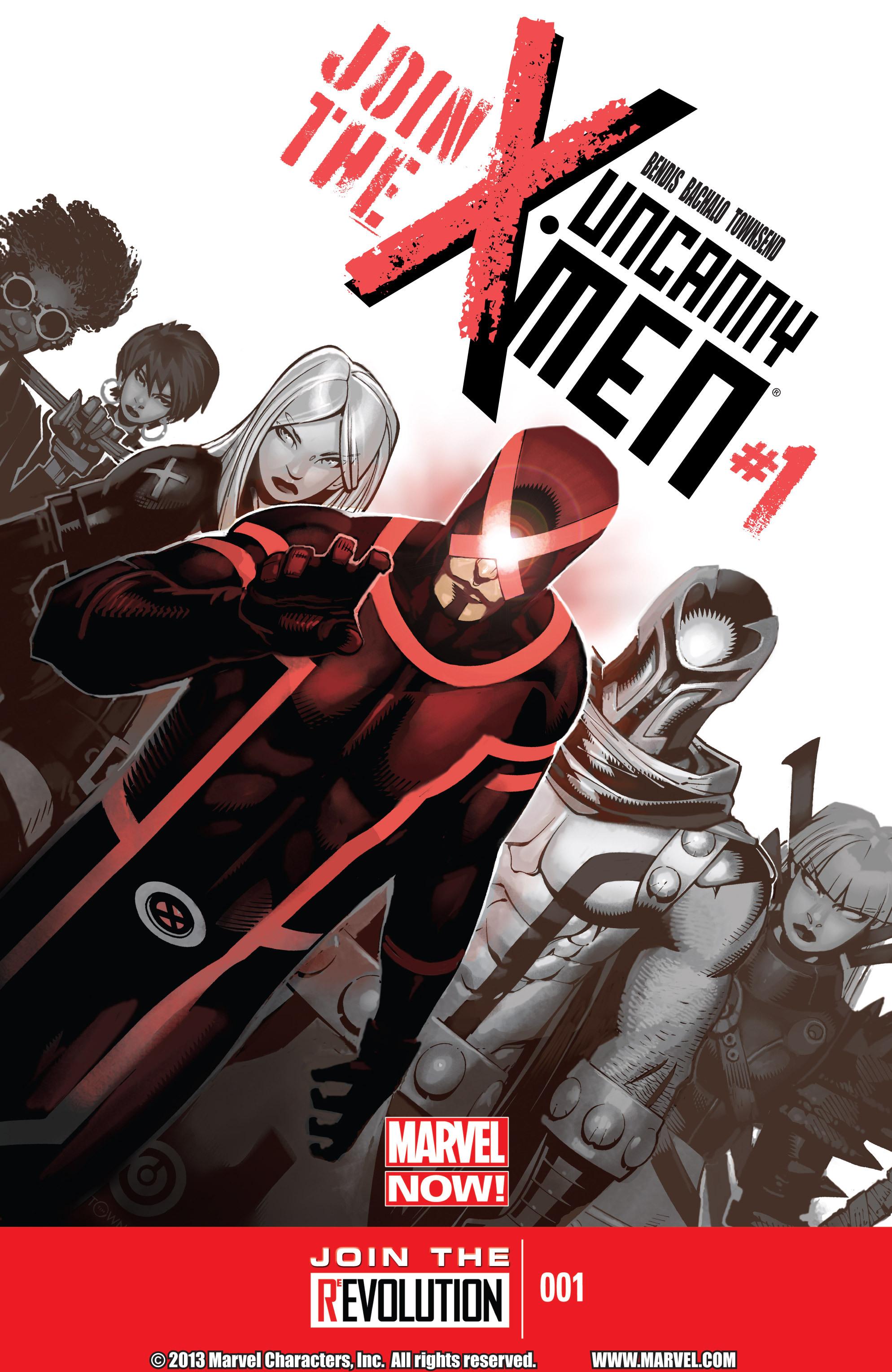 Read online Uncanny X-Men (2013) comic -  Issue # _TPB 1 - Revolution - 3