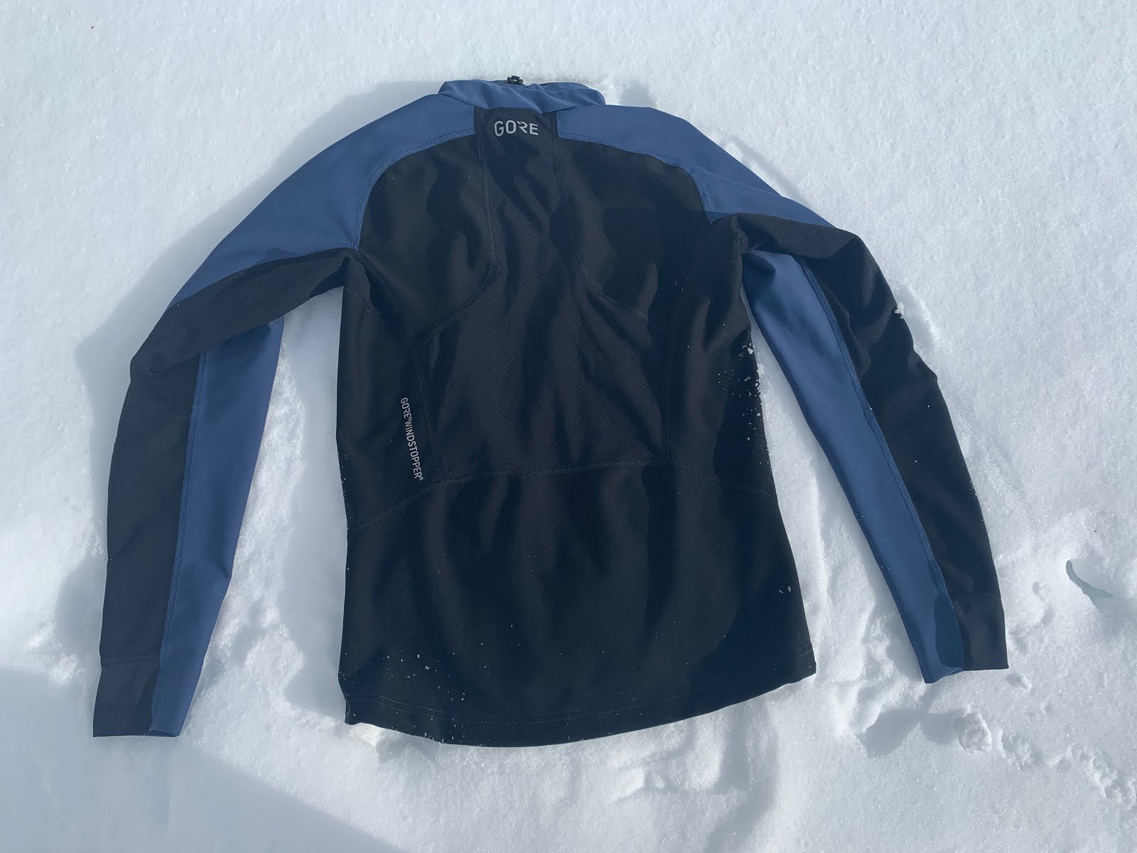 f770bc52eed64 Road Trail Run: Gore Wear X7 Review: Totally Windproof, Very ...