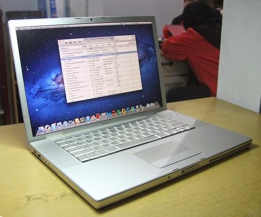 jual Macbook Pro 4.1