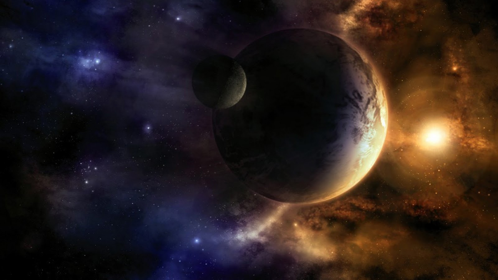Just Walls: Space, Theme Wallpaper