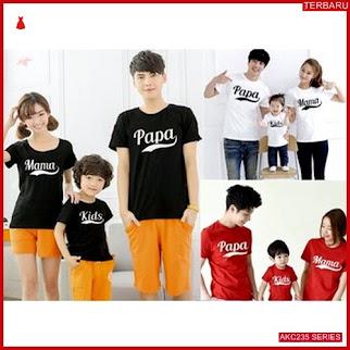 AKC235F28 Family Couple Baju Anak 235F28 Kaos Couple BMGShop