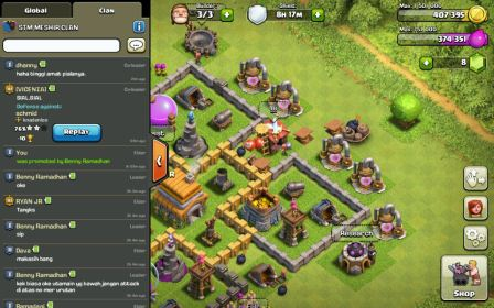 Game-Online-Clash-Of-Clans-COC