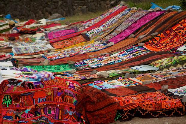 Peru Textile Art