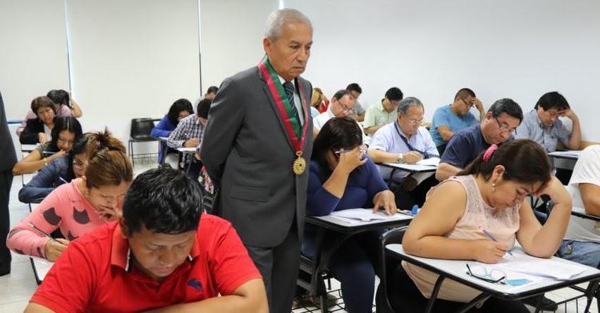 RESULTADOS EXAMEN PROFA: Más de 3 mil postulantes rindieron evaluación para Jueces y Fiscales en Lima y doce Departamentos (Resultados 10 Abril) www.amag.edu.pe